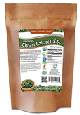 clean chlorella SL tablet