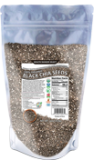 100% Organic Black Chia Seeds