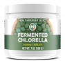 fermented chlorella mock