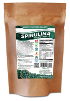 health ranger select spirulina 16oz