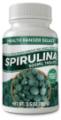 health ranger select spirulina 3.5oz