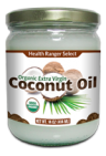 Organic Extra Virgin Coconut Oil