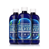 silver mouthwash 3 pack