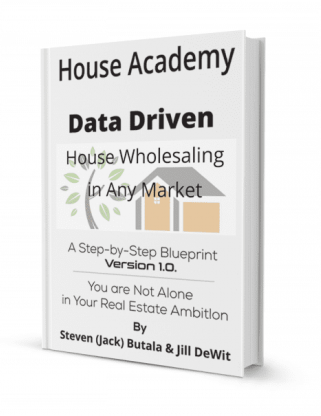 Book cover for House Academy Data Driven ebook by Steven Jack Butala and Jill DeWit