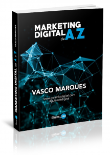 livro marketing digital de a a z de vasco marques 2019