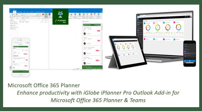 iPlanner for Office 365 Planner