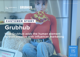 Grubhub Customer Stroy