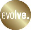 logo evolve point