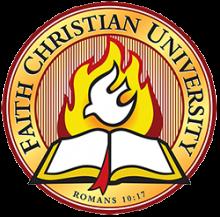 Faith Christian University Online Bible College