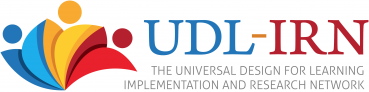 UDL IRN logo - takes you to website