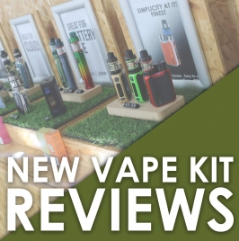 best new vape kit reviews ecig unboxing