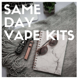 same day vape delivery ibiza ecig kits