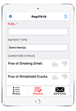Customizable Checklists