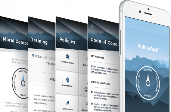 the policy app compliance