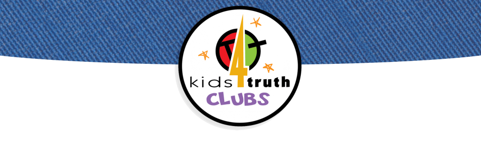 Kids4Truth Clubs Header