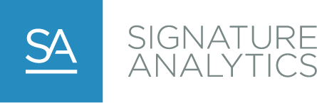 Signature Analytics logo