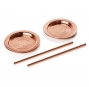Copper Moscow Mule Mug Set 8