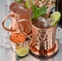 Copper Moscow Mule Mug Set 9