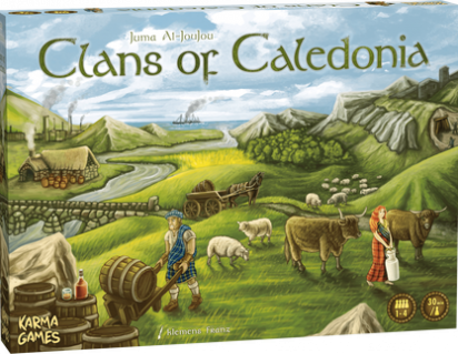 Box Clans of Caledonia