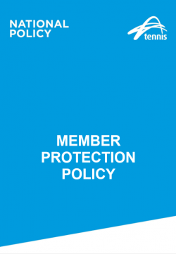 Member Protection Policy