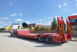 Low Bed Trailer For Sale - Construction Equipment Supplier - Nationwide Equipment. Contact us for your equipment needs.