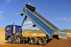 Tipper Truck For Sale - Nationwide Equipment. Contact us for your specialized equipment order.