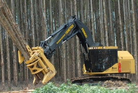 Track Feller Bunchers For Sale - Nationwide Equipment - Forestry Equipment Supplier