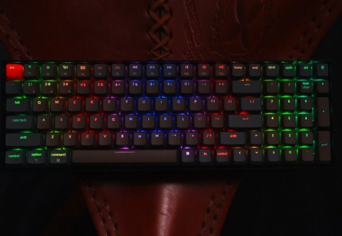 Keychron K2 Wireless Mechanical Keyboard - Gateron switch
