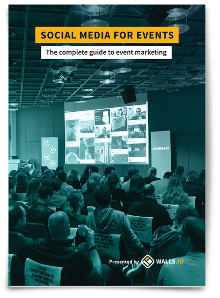 Social Media for Events eBook Cover