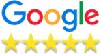 Google 5-Star Review Logo for ServiceLeadsLLC.com
