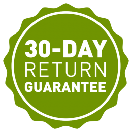 30 Day Return Guarantee seal