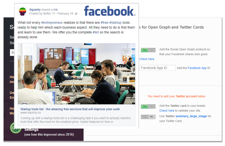 How to Make Your Site POP on Social Media with Wordpress Open Graph