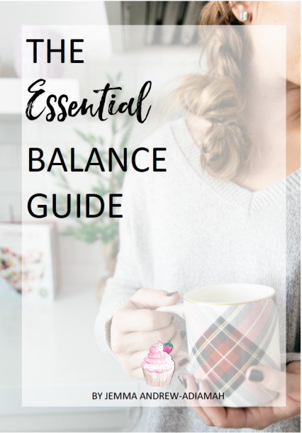 The Essential Balance Guide