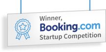 winner of Booking.com startup competition