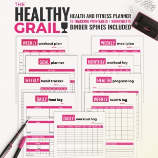 The Healthy Grail Health Planner