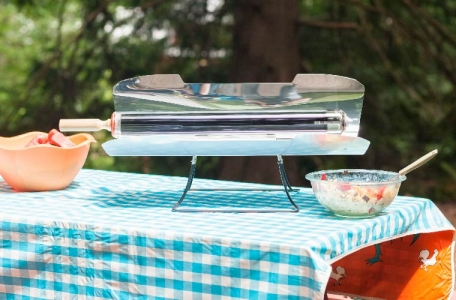 GoSun Solar Cooking Options