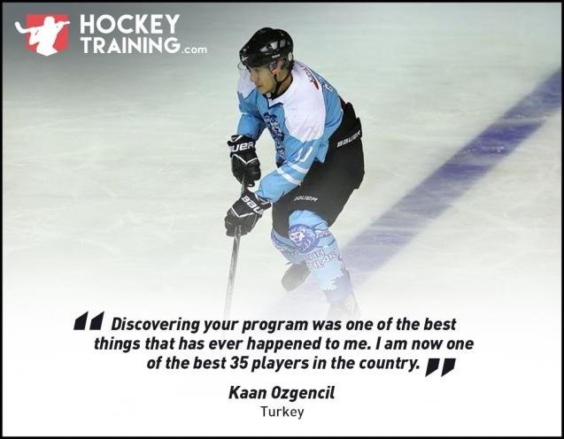 Hockey Skills Accelerator VIP Membership - HockeyTraining