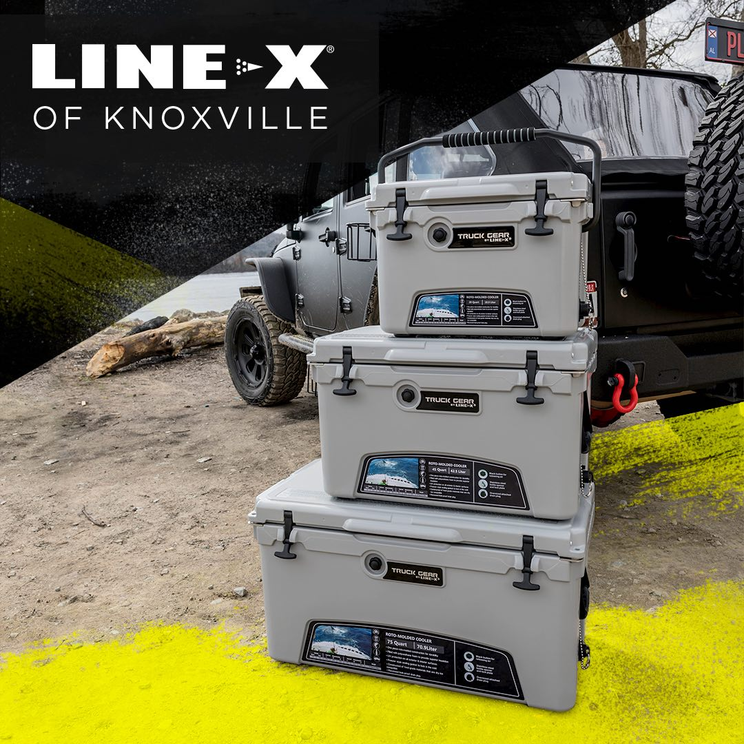 Line-X of Knoxville Expedition Cooler Giveaway