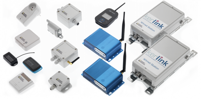 Selection of SmartMakers' LoRaWAN Hardware