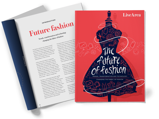The Future of Fashion - LiveArea white paper