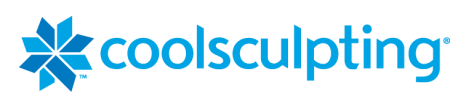 coolsculpting logo by zeltiq and allergan