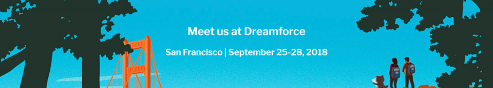 Odaseva at Dreamforce 2018