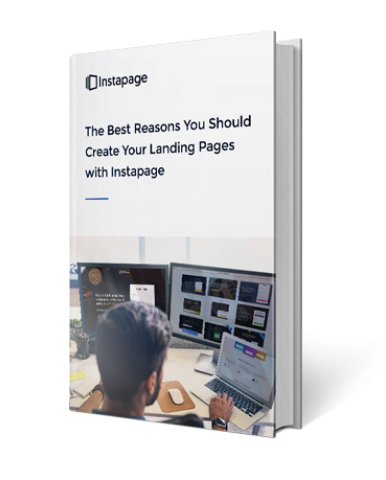 create landing pages with Instapage