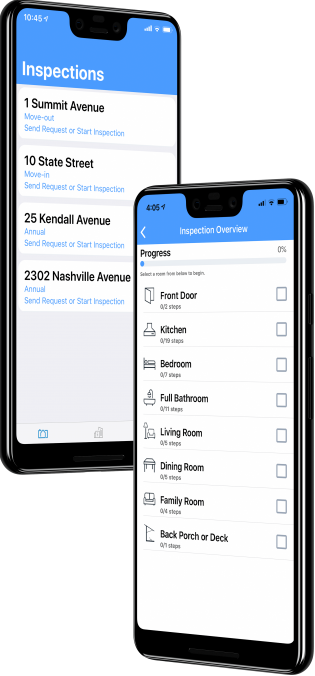 rental inspection app