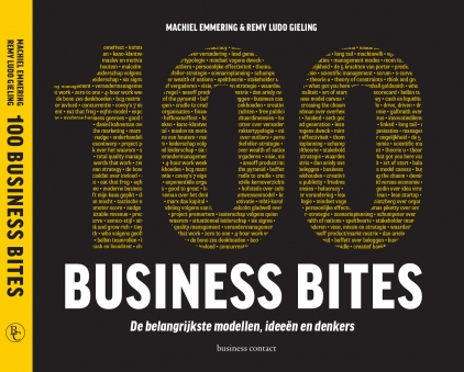 100 Business Bites - Cover