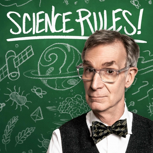Science Rules logo