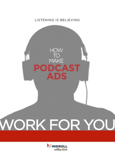 Listening Is Believing: How To Make Podcast Ads Work for You - cover