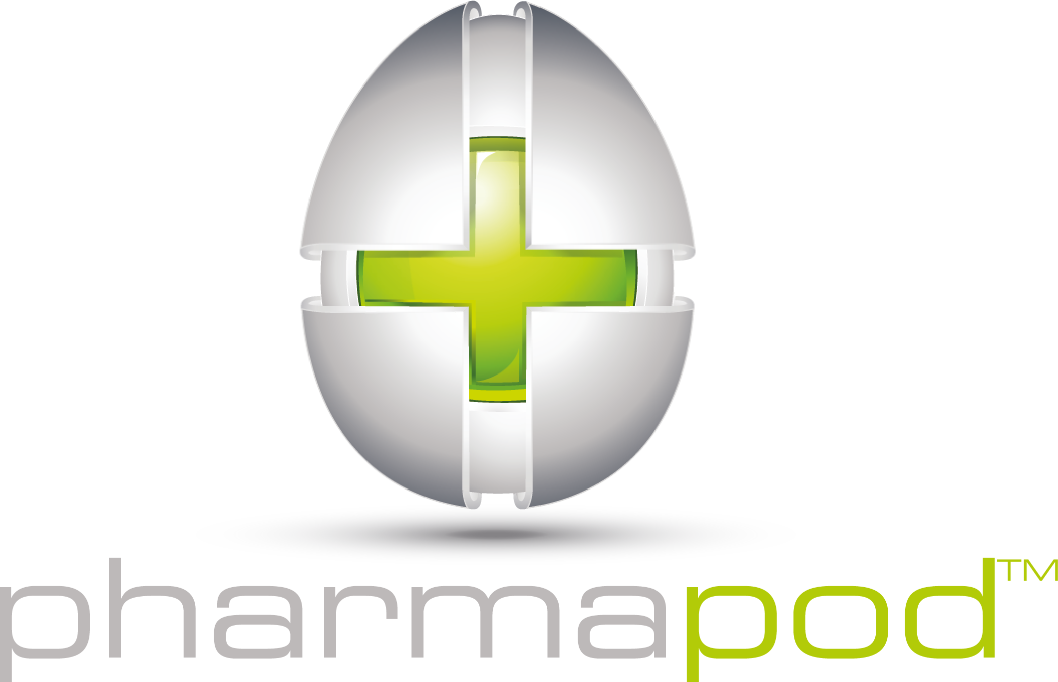 Large Pharmapod Logo