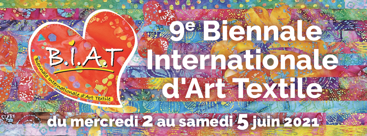 Salon Patchwork Biennale Internationale d'Art Textile