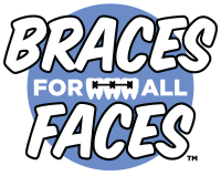Braces for all faces - logo